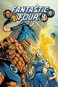 [Fantastic Four: By Hickman (Complete Collection - Volume 1) (Product Image)]