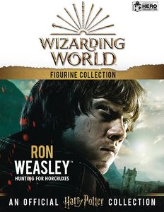 [Wizarding World Figurine Collection #38: Ron 7th Year (Product Image)]