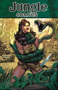 [Jungle Comics #1 (Denham Variant) (Product Image)]