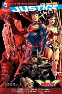 [Justice League: Trinity War (Hardcover) (Product Image)]