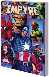 [Empyre: Captain America & Avengers (Product Image)]