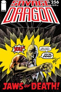 [Savage Dragon #256 (Cover A Larsen) (Product Image)]