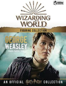 [Wizarding World Figurine Collection #44: George Weasley (Product Image)]