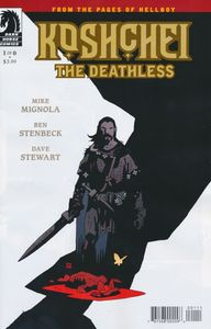 [Koshchei The Deathless #1 (Product Image)]