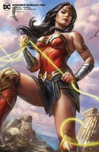 [Wonder Woman #755 (Ian Macdonald Variant Edition) (Product Image)]