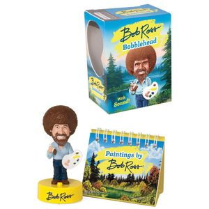 [Bob Ross: Bobblehead Kit (Product Image)]