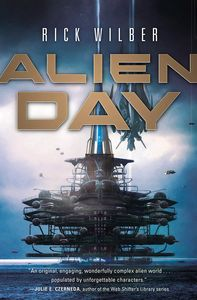 [Alien Day (Hardcover) (Product Image)]