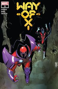 [Way Of X #5 (Product Image)]