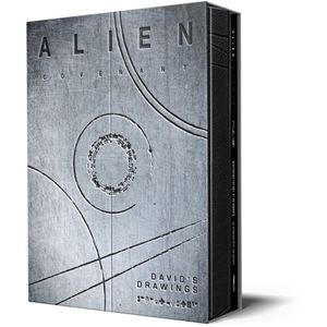 [Alien Covenant: David's Drawings (Hardcover) (Product Image)]