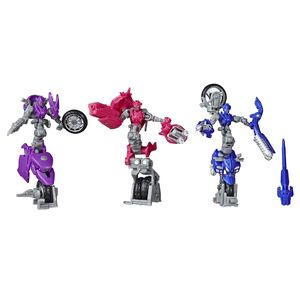 [Transformers: Studio Series Deluxe Action Figure: The Fallen Arcee (3 Pack) (Product Image)]