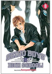 [Seiho Boys Highhool: Volume 8 (Product Image)]