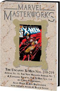 [Marvel Masterworks: Uncanny X-Men: Volume 14 (DM Variant Edition 320 Hardcover) (Product Image)]