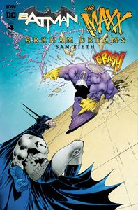 [Batman/The Maxx Arkham Dreams #4 (Cover B Kieth) (Product Image)]