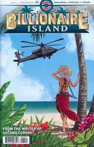 [Billionaire Island #1 (Cover B Guerra) (Product Image)]
