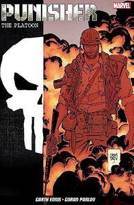 [Punisher: The Platoon (UK Edition) (Product Image)]