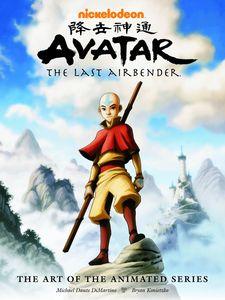 [Avatar Last Airbender: Art Animated Series (Hardcover) (Product Image)]
