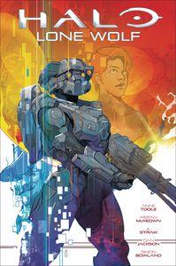 [Halo: Lone Wolf (Hardcover) (Product Image)]