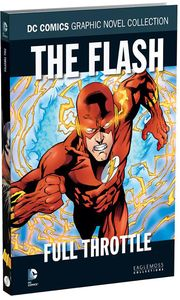 [DC Graphic Novel Collection: Volume 106: Flash Full Throttle (Product Image)]