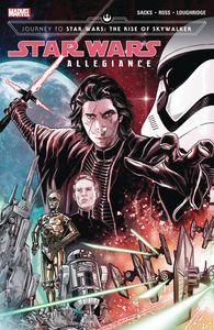 [Journey To Star Wars: The Rise Skywalker: Allegiance: Volume 1 (DM B V) (Product Image)]