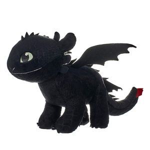 [How To Train Your Dragon: Plush: Toothless (Product Image)]