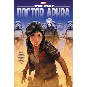 [Star Wars: Doctor Aphra: Omnibus: Volume 1 (Hardcover) (Product Image)]