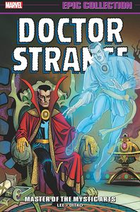 [Doctor Strange: Epic Collection: Master Of The Mystic Arts (Product Image)]