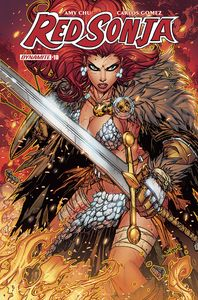 [Red Sonja #10 (Cover C Meyers) (Product Image)]