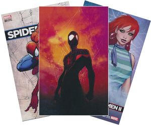 [Spider-Men II #1 (Michael Turner & Peter Steigerwald Variant Cover Set) (Product Image)]