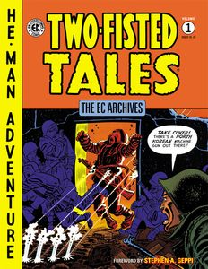 [EC Archives: Two Fisted Tales (Hardcover) (Product Image)]