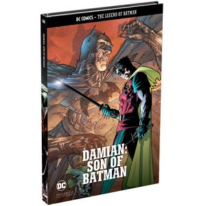 [Legends Of Batman: DC Graphic Novel Collection: Volume 71: Damian Son of Batman (Product Image)]
