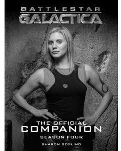 [Battlestar Galactica: The Official Companion: Season Four (Product Image)]