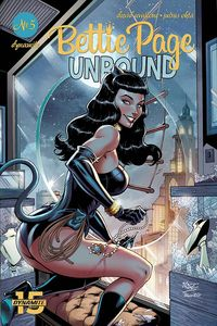 [Bettie Page: Unbound #5 (Cover A Royle) (Product Image)]