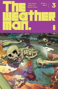 [Weatherman: Volume 2 #3 (Cover A Fox) (Product Image)]