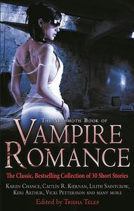 [The Mammoth Book Of Vampire Romance (Product Image)]