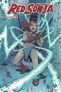 [Red Sonja #12 (Cover E Araujo Exclusive Subscription Variant) (Product Image)]