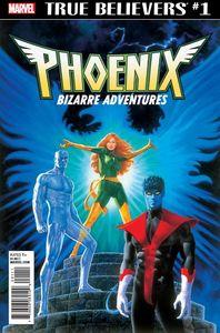 [True Believers: Phoenix Bizarre Adventures (Product Image)]
