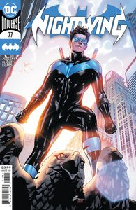 [Nightwing #77 (Cover A Travis Moore) (Product Image)]
