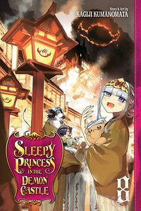 [Sleepy Princess In Demon Castle: Volume 8 (Product Image)]
