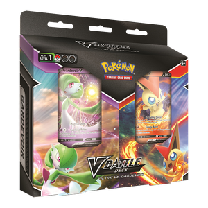 [Pokémon: Trading Card Game: Victini V VS. Gardevoir V Battle Deck Bundle (Product Image)]