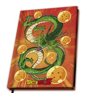 [Dragon Ball: A5 Notebook: Shenron (Hardcover) (Product Image)]