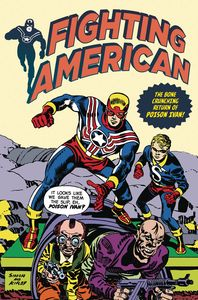 [Fighting American #4 (Cover B Kirby) (Product Image)]