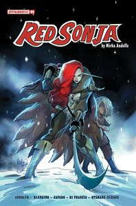 [Red Sonja: 2021 #1 (Cover A Andolfo) (Product Image)]