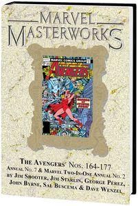 [Marvel Masterworks: Avengers: Volume 17 (DM Variant Hardcover) (Product Image)]