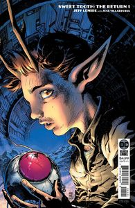[Sweet Tooth: The Return #1 (Jim Lee Variant) (Product Image)]
