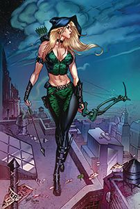 [Robyn Hood: Vigilante #2 (Cover C Dooney) (Product Image)]