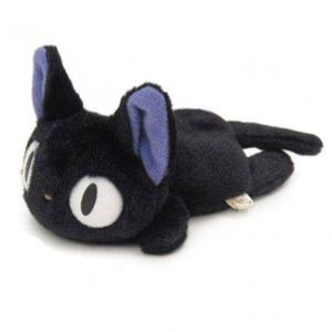 [Kiki's Delivery Service: Fluffy Plush Beanie: Jiji (Product Image)]