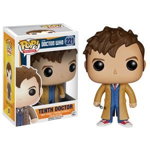 [Doctor Who: Pop! Vinyl Figure: 10th Doctor (Product Image)]