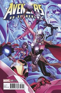 [Avengers #689 (Sprouse End Of An Era Variant) (Legacy) (Product Image)]