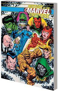 [History Of The Marvel Universe (Mcniven Cover) (Product Image)]