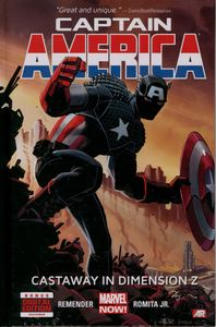 [Captain America: Volume 1: Castaway Dimension Z Book 1 (Product Image)]